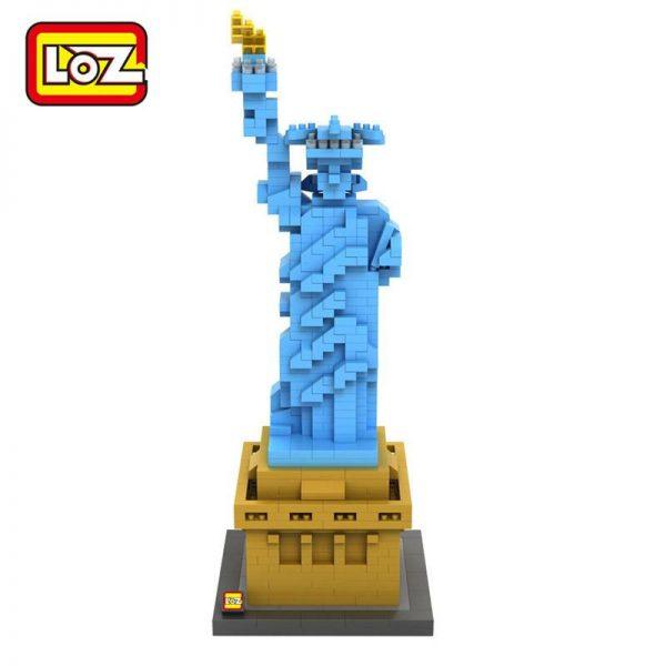 LOZ Liberty Enlightening the World