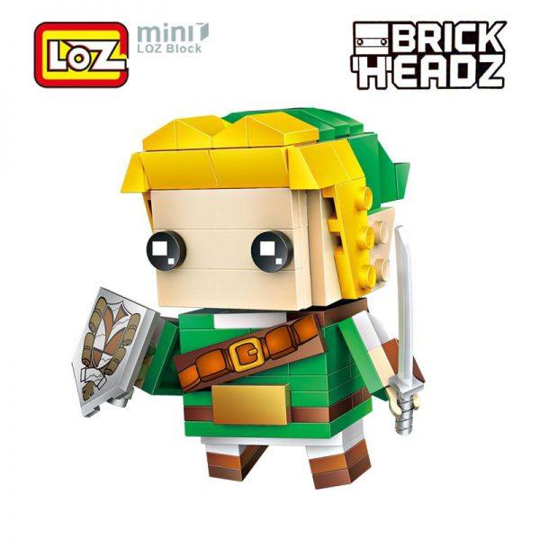 LOZ Link The Legend of Zelda Game