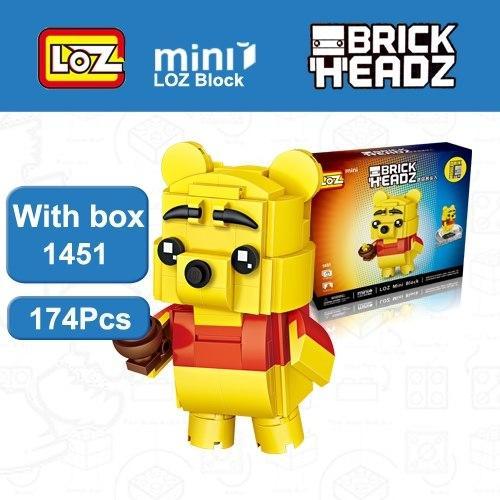Winnie Honey Bear BrickHeadz