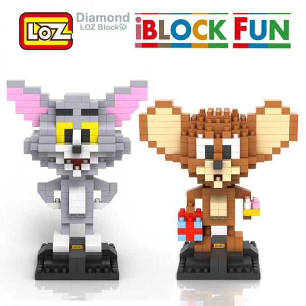 loz tom and jerry