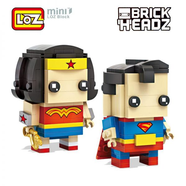 product image 597667260 - LOZ™ MINI BLOCKS