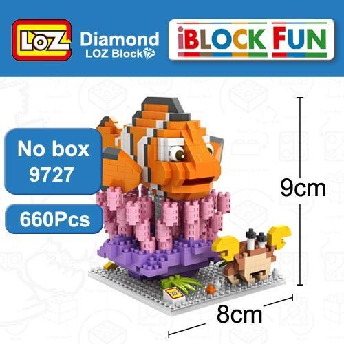 product image 598663874 - LOZ™ MINI BLOCKS