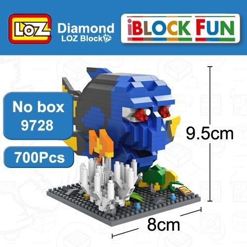 product image 598663876 - LOZ™ MINI BLOCKS