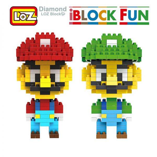 LOZ Super Mario Bros