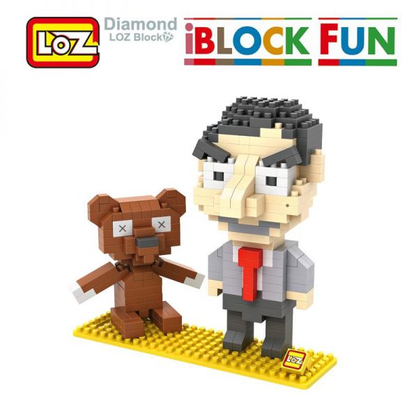 product image 608175032 - LOZ™ MINI BLOCKS