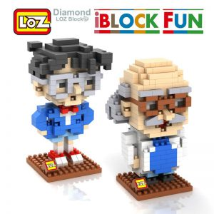 iBlock Fun Detective Conan