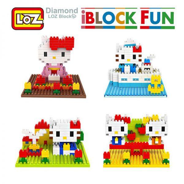 iBlock Fun Hello Kitty