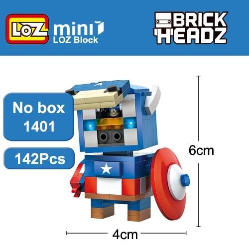 product image 613700142 - LOZ™ MINI BLOCKS