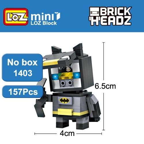 product image 613700146 - LOZ™ MINI BLOCKS