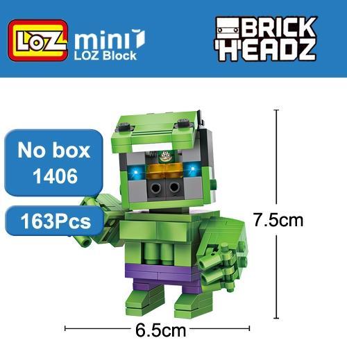 product image 613700152 - LOZ™ MINI BLOCKS