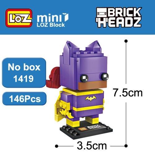 product image 613700158 - LOZ™ MINI BLOCKS