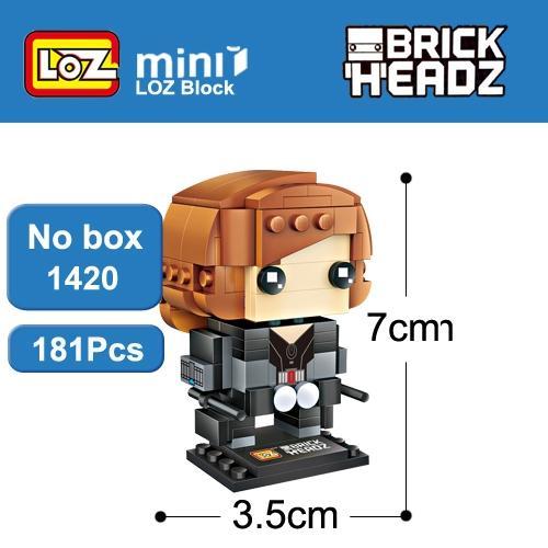 product image 613700160 - LOZ™ MINI BLOCKS