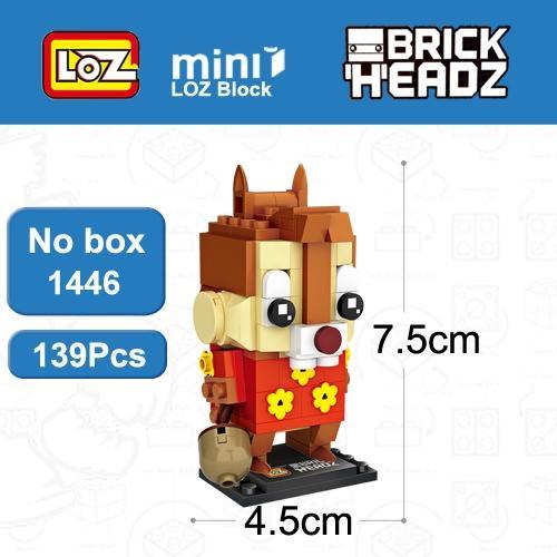 product image 618308874 - LOZ™ MINI BLOCKS
