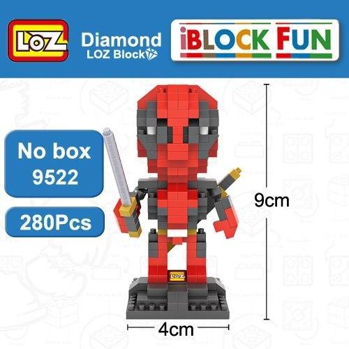 product image 618368346 - LOZ™ MINI BLOCKS