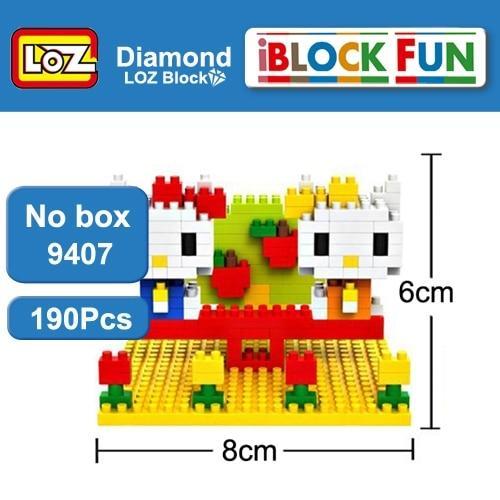 product image 618683360 - LOZ™ MINI BLOCKS