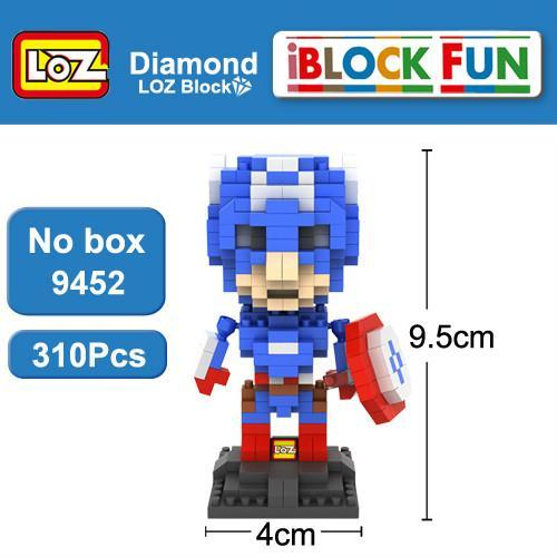 product image 622004746 - LOZ™ MINI BLOCKS