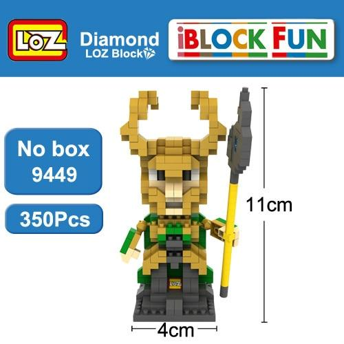 product image 622004752 - LOZ™ MINI BLOCKS