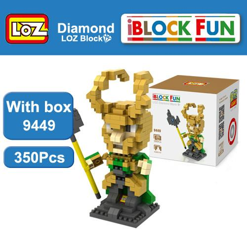 product image 622004753 - LOZ™ MINI BLOCKS
