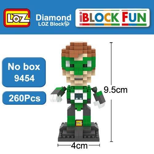 product image 622004756 - LOZ™ MINI BLOCKS