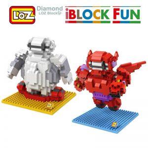iBlock Fun Baymax Big Hero 6
