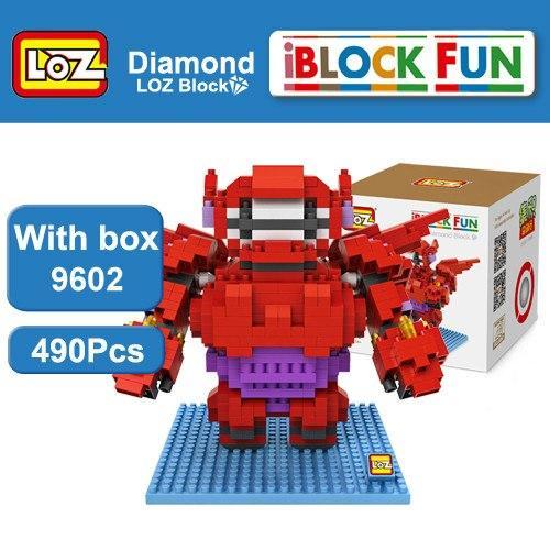 product image 623131403 - LOZ™ MINI BLOCKS