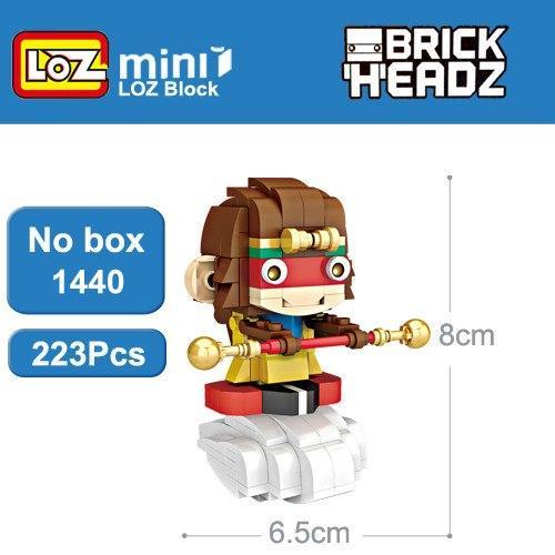 product image 626044288 - LOZ™ MINI BLOCKS