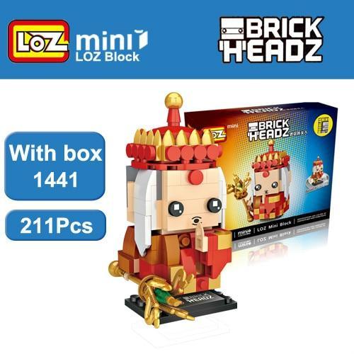 product image 626044291 - LOZ™ MINI BLOCKS