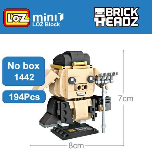 product image 626044292 - LOZ™ MINI BLOCKS