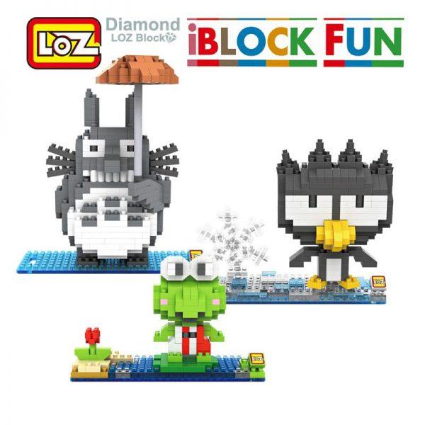 iBlock Fun Kerokero Keroppi
