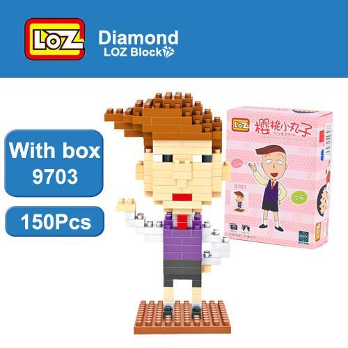 product image 627160237 - LOZ™ MINI BLOCKS