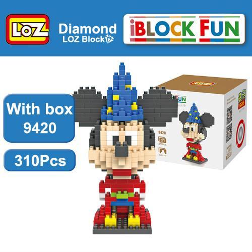 product image 631516849 - LOZ™ MINI BLOCKS