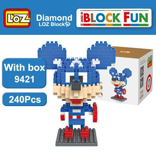 product image 631516851 - LOZ™ MINI BLOCKS