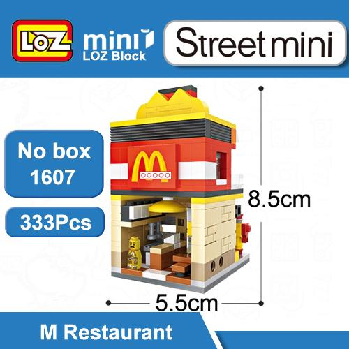 product image 632891007 - LOZ™ MINI BLOCKS