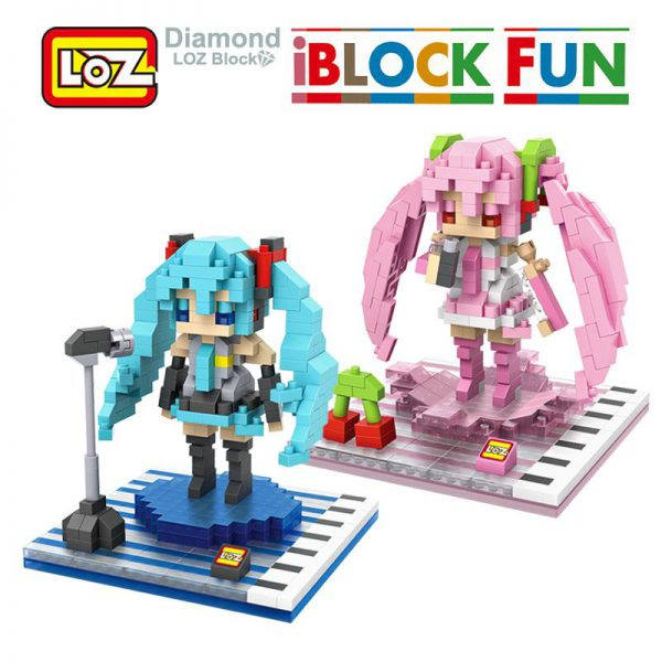 product image 637546106 - LOZ™ MINI BLOCKS