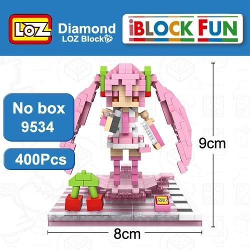 product image 637546111 - LOZ™ MINI BLOCKS