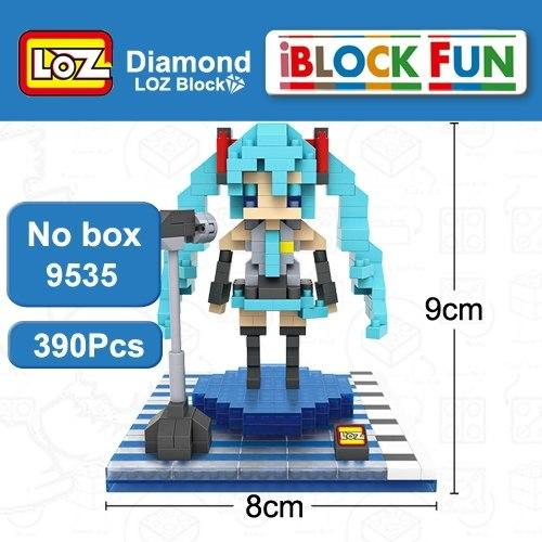 product image 637546112 - LOZ™ MINI BLOCKS