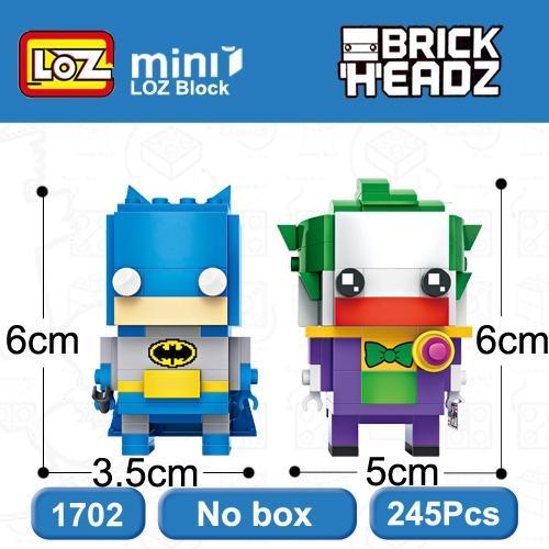 product image 657117120 - LOZ™ MINI BLOCKS