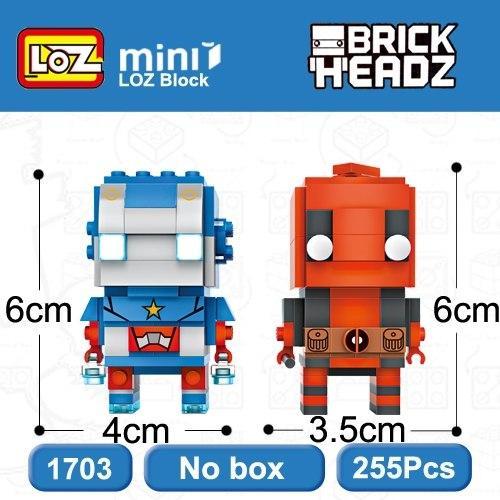 product image 657117122 - LOZ™ MINI BLOCKS