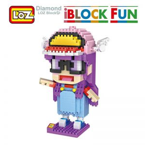 iblock Fun Arale Dr Slump