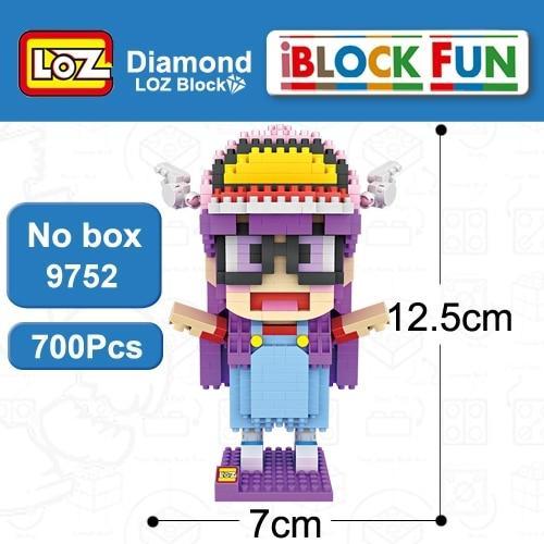 product image 658100274 - LOZ™ MINI BLOCKS