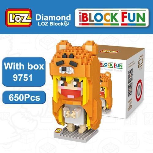 product image 658100278 - LOZ™ MINI BLOCKS