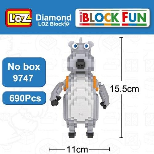 product image 658100279 - LOZ™ MINI BLOCKS