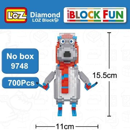 product image 658100281 - LOZ™ MINI BLOCKS