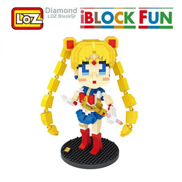 Sailor Moon Tsukino Usagi Moon