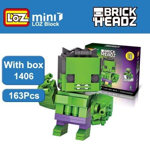 product image 661032411 - LOZ™ MINI BLOCKS
