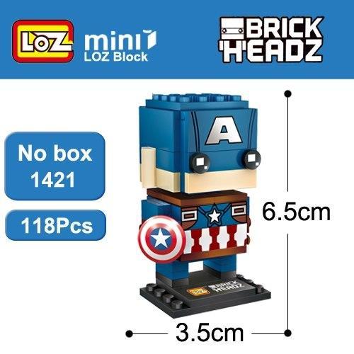 product image 661032415 - LOZ™ MINI BLOCKS