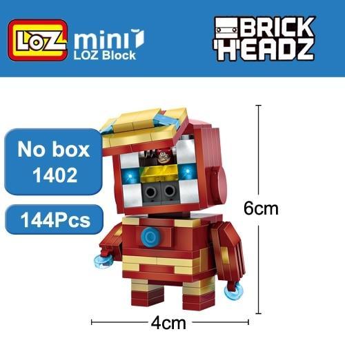 product image 661032419 - LOZ™ MINI BLOCKS