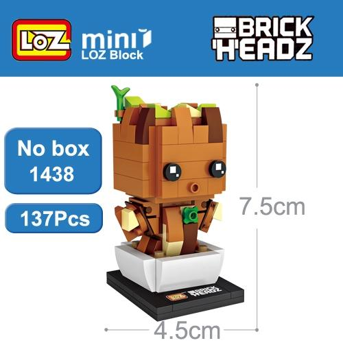 product image 661032431 - LOZ™ MINI BLOCKS