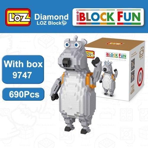 product image 671660806 - LOZ™ MINI BLOCKS