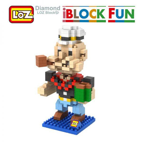 iBlock Fun Popeye The Sailor